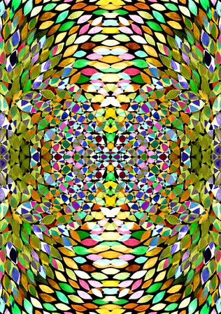 Hand painted colorful texture. Decorative paper template. Design element.