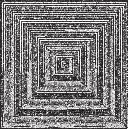 trickery: Abstract monochromatic background with pattern of lines and stripes.
