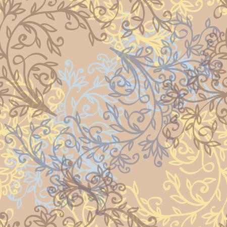 Texture multicolore transparente abstraite. Élément pour la conception. Toile de fond ornementale. Décor fleuri pour le papier peint.
