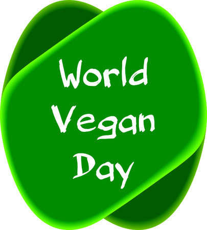 Concept Card - World Vegan Day Template