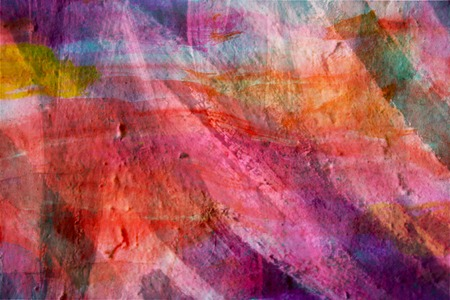 ripple effect: Hand painted colorful texture. Decorative paper template. Design element.