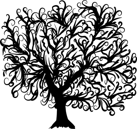 1162479 Tree Stock Vector Illustration And Royalty Free Tree Clipart