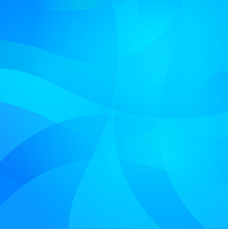 Abstract wavy blue background. Colorful glow gradient surface for design.