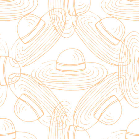 Seamless texture. Decorative background. Colorful vector pattern for textile, stationery, wallpaper