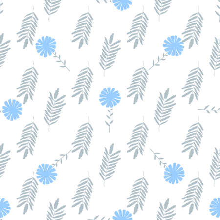 Seamless vector background. Decorative texture. Colorful pattern Ilustrace