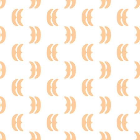 Seamless decorative vector pattern. Abstract background