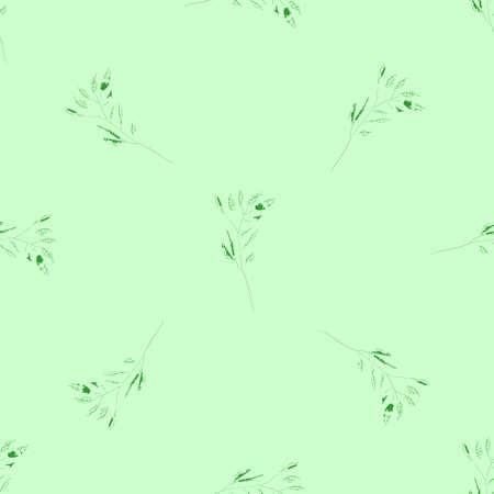 Modern botanical texture. Contemporary graphic design.