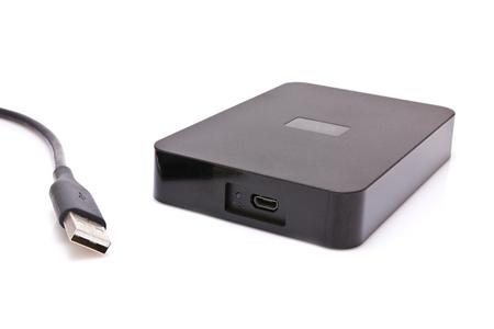 usb port: External hard drive,usb port