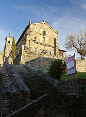 francis: Church of St  Francis Stock Photo