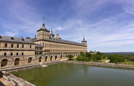 Royal Monastery of San Lorenzo de El Escorial,Madrid