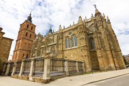 Astorga cathedral photo