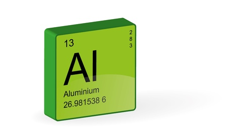 Aluminum Element,illustration  Vector