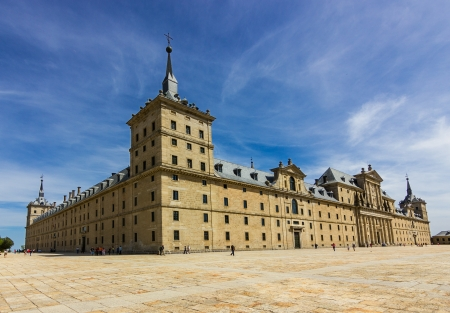 Royal Monastery of San Lorenzo de El Escorial,Madrid