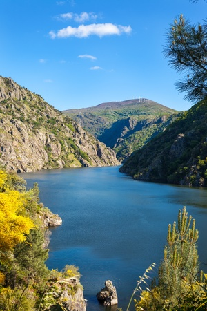 orense: Sil River Canyon ,Spain