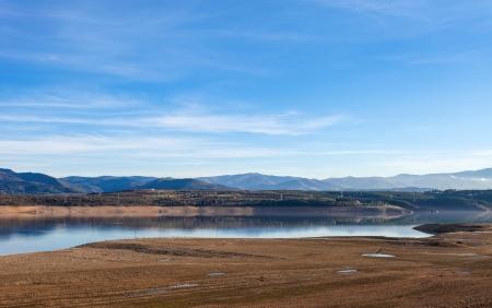 View of Dam Low Level,Spain Фото со стока - 21264152
