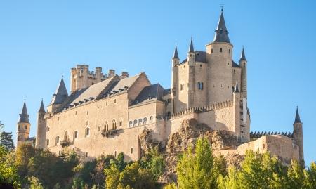 Alc�zar de Segovia, Castilla y Le�n, Espa�a