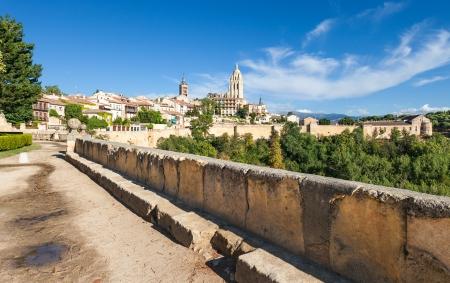Segovia Cathedral,Castilla y Leon,Spain
