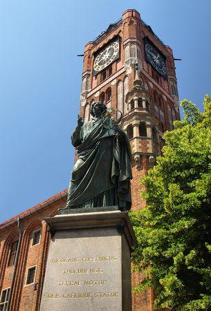astronomer: The great Polish astronomer Nicolaus Copernicus