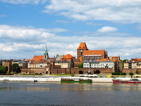 copernicus: Torun city in which he lived Nicolaus Copernicus.
