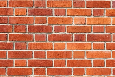Wall of bricks - high quality texture Stock Photo - 13434243