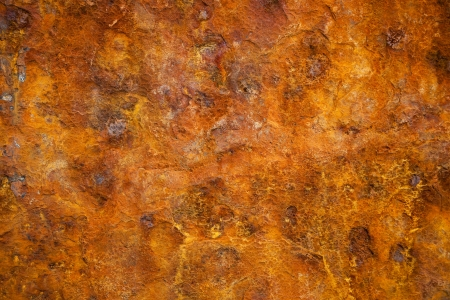 High quality grunge rusty metal texture. photo