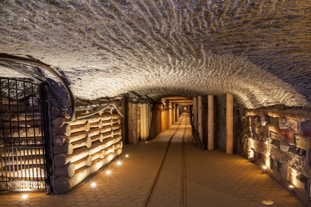 Wieliczka Salt Mine operated continuously since the 13th century. Underground Mine has over 300 corridors and 300 chambers. Are arranged in nine levels, the  latter of which is located at a depth of 327 meters. In 1978, he entered on the UNESCO World Heri Editöryel