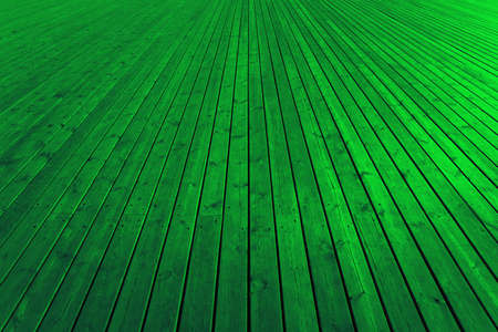 Wooden green planks - High quality texture  photo