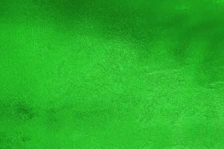 water stained: Green stained glass with light and dark reflections