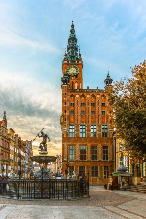gdansk: The Long Market in Gdansk is one of the most notable tourist attractions of the city