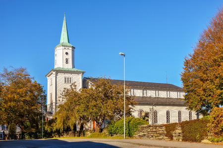 johannes: Old church Hetland Kirke in Stavanger, Norway.