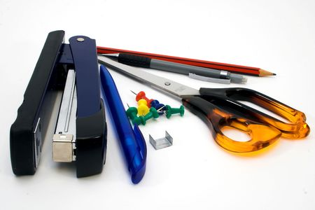 Collection of Office Stationery photo