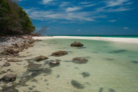 koh rok nok island, Krabi, Thailand