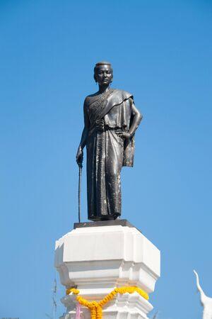 (Suranaree)Yamo, heroine monument,Korat,Nakhon Ratchasima