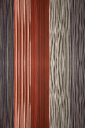 decore: the shade of curtain stripe