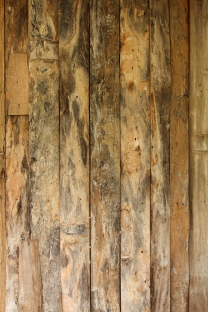 wooden partition,the background from the wood