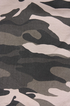 brown camoflage fabric texture photo