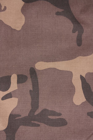 brown camouflage seamless fabric texture photo