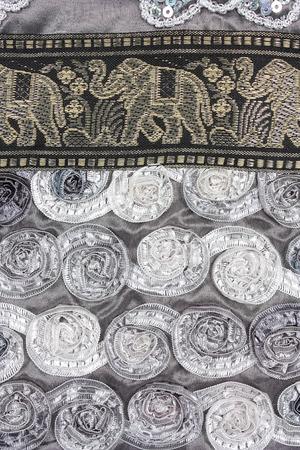 the beautiful ribbon light gray roses background