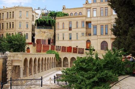 azerbaijan: Baku Old City Editorial