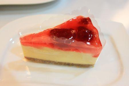 surfeit: cheesecake