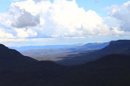 Blue Mountains Australia photo