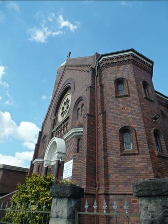 st francis: St Francis Xaviers Church - Sydney