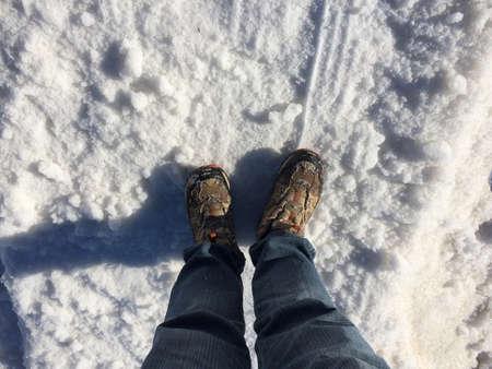 slushy: Winter Stock Photo