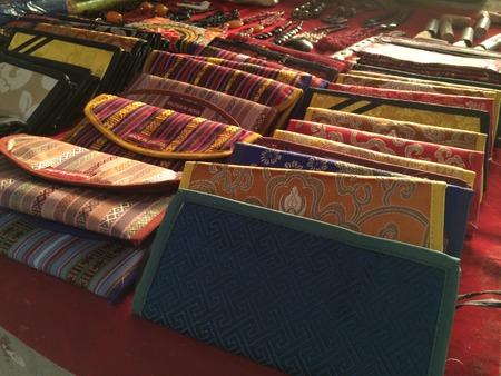 souvenirs: Bhutanese souvenirs Stock Photo