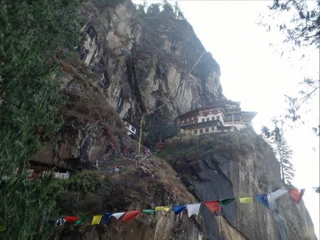 den: Hike to Taktshang - Tigers Den Editorial