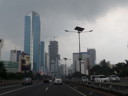 Capital of Indonesia