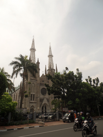 Catholic Church in Jakarta