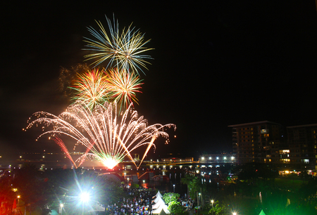 Darwin New Year Celebration