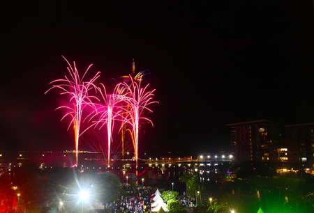 Darwin Fireworks Display