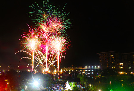 New Year in Darwin